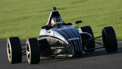 Formula Ford: Aussie Hopeful Hits Silverstone In EcoBoost Racer