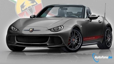 Fiat 124 Roadster To Spawn Hi-Po Abarth Variant