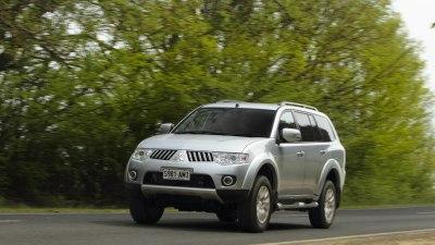 2012 Mitsubishi Range Announced