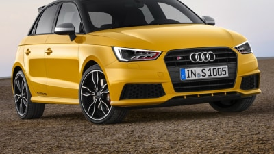 2014 Audi S1 Revealed: $50k Hot Hatch Confirmed For Australia
