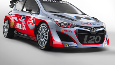 Hyundai: Atkinson Secures i20 WRC Drive, 'N' Performance Models Coming
