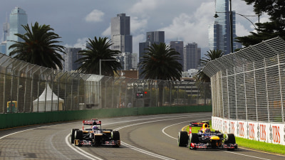 Melbourne is back: Albert Park to host Formula 1 season-opener in 2021