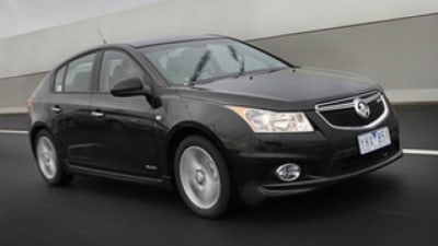 Reviewed: Holden Cruze hatch