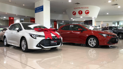 New-car sales to accelerate after the Federal election
