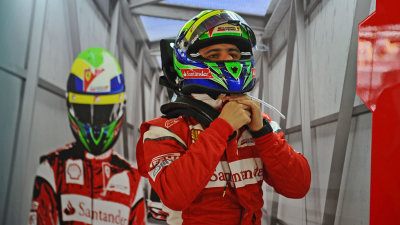 F1: Massa Takes Step Towards 2013 Contract