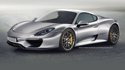 Porsche 988: Ferrari 458 Rival Reported And Rendered