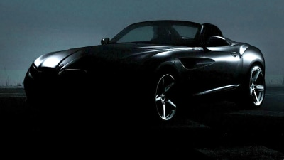 BMW Teases Z4 Zagato Roadster Ahead Of Pebble Beach Event