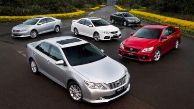 2012 Toyota Aurion On Sale In Australia