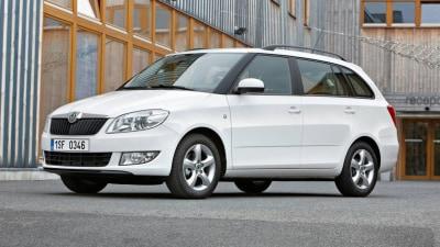 Skoda Australia Adds Wagon, 7-Speed DSG Auto To Fabia Range