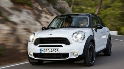 2011 MINI Countryman Promotional Video Released