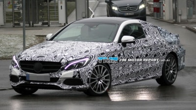 New Mercedes C-Class Coupe Confirmed For Frankfurt