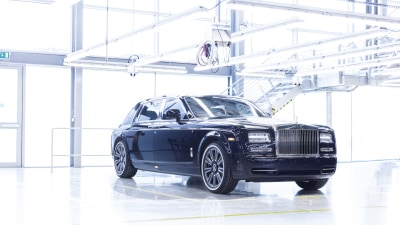 Last Rolls-Royce Phantom VII Goes To A Private Collector – Next Phase Starts