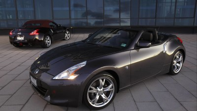 2010 Nissan 370Z Roadster Launch