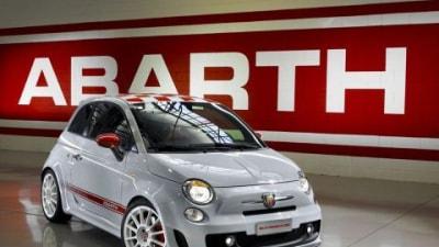 Fiat Abarth 500 Esse Esse Revealed