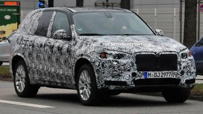 2014 BMW X5 Spied Testing