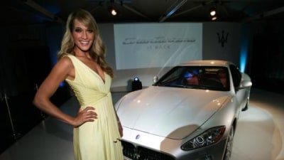Maserati Gran Turismo - Sydney preview pictures