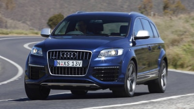 Audi Q8 Flagship SUV Coming: Report