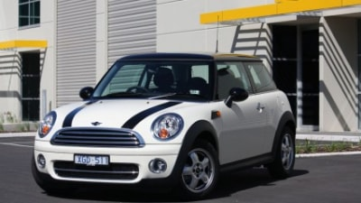 2010 MINI Cooper D Road Test Review