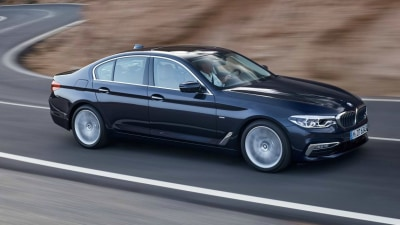 2017 BMW 5 Series Gets New Entry-Level 520i Model
