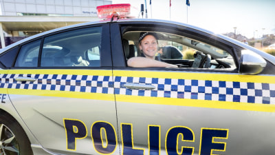 New Commodore on trial in South Australia