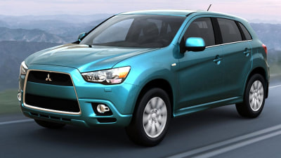 2011 Mitsubishi ASX Confirmed For Australian Launch In August