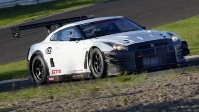 Nissan Reveals Updated 2013 GT-R Nismo GT3 Racer