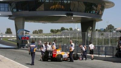 F1: Postcard from Spanish Grand Prix