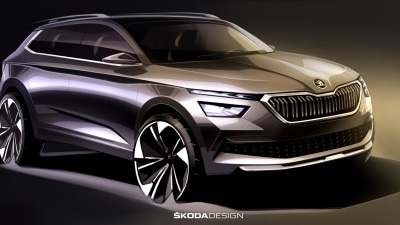 Skoda teases new Kamiq city SUV