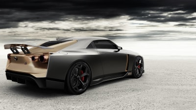 Nissan mulls limited production of GT-R50