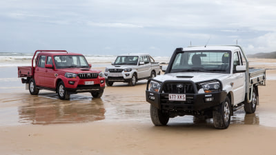2018 Mahindra Pik Up - Price And Features For Australia