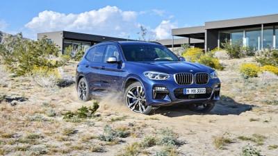 BMW Introduces X3 20i Entry Model