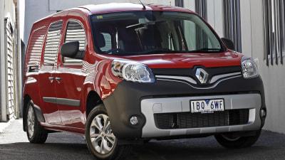 2014 Renault Kangoo: Price And Features, Maxi Crew Van Joins Range