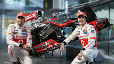 F1: McLaren Announcing 2014 Drivers Soon, Button Likely To Stay