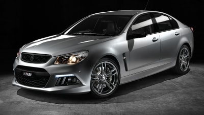 HSV Senator SV: 2015 Special Launches From $83,990
