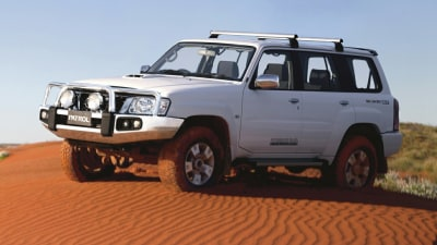 Nissan Launches Simpson 50th Anniversary Edition Patrol 4WD