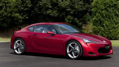 Toyota FT-86/FR-S On Target For 2011 Launch: Report