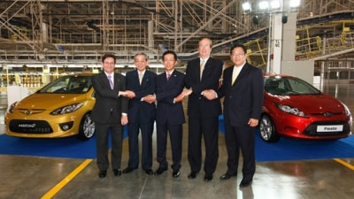 Ford And Mazda Reaffirm Long-Term Cooperation
