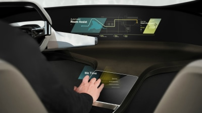 BMW To Showcase HoloActive Touch Technology At 2017 CES