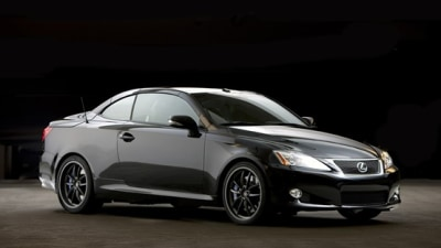 Report: Lexus Developing IS F Convertible