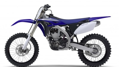2010 Yamaha YZ250F Details Announced, Coming In Late 2009