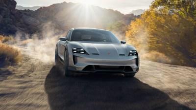 Porsche details upcoming Taycan
