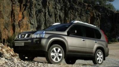 2007 all new Nissan X-Trail