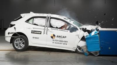 ANCAP announces safest cars of 2018