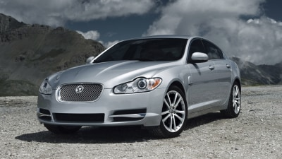2010 Jaguar XF V8 75th Anniversary Edition Announced