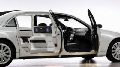 Maybach Landaulet goes into production