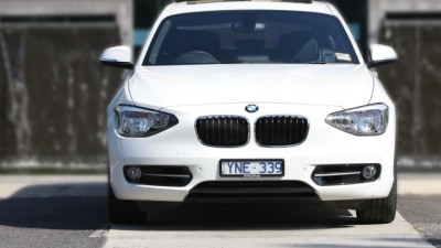 BMW 1 Series Sedan On The Way: Report