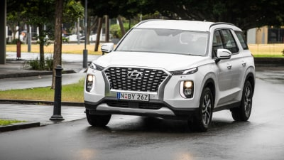 2021 Hyundai Palisade V6 front-wheel-drive review