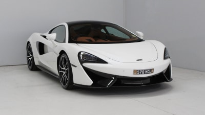 2017 McLaren 570GT new car review