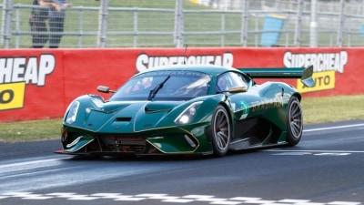 Brabham claims Bathurst record
