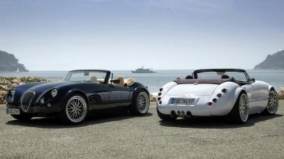 Wiesmann Roadster soon to be available with V8 and V10 power